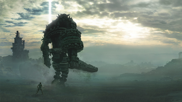 15 минут из ремейка Shadow of the Colossus Shadow of the Colossus (2018)